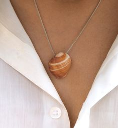 Simple Shell Necklace