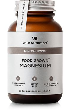 Wild Nutrition Food-Grown Vitamin C & Bioflavonoids Pregnancy Supplements, Magnesium Foods, Fish Oil Capsules, Fertility Foods, Nutritional Supplements, Balanced Diet, Vitamins And Minerals, Box, Whole Food Recipes