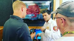 #helderbergfire Councillor J P Smith: Visit to Incident Command post at Strand Fire Station for briefing on devastating Helderberg basin fire which has been raging for 3 days. Some stats: - 240 firefighters involved including - 126 City firefighters - Working on Fire CoCT biodiversity management firefighting staff as as well various Wildfire Volunteer groups and FPA (Fire Protection Association) - 33 City firefighting vehicles - no loss of life - no persons injured (other than firefighters…