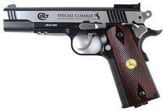 Some girls want diamonds...I want this Colt 1911! Find our speedloader now! http://www.amazon.com/shops/raeind