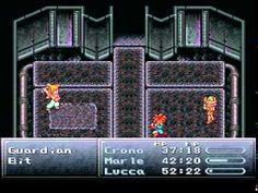 Chrono Trigger Video Walkthrough Part 4: Beyond the Ruins -- GUARDIAN