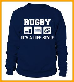 Rugby love ruck rugby rugbyman scrum sport tshirt - Rugby shirts (*Partner-Link)