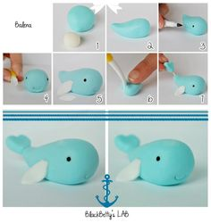 Whale tutorial - Colin's science fair model