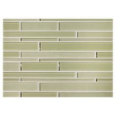 Complete Tile Collection Phenomena Glass Mosaic - New Line - Gloss & Matte, Stagger Mosaic, MI#: 263-G2-271-061, Color: New Line