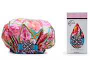 Dry Divas Shower Cap - English Garder ~ GREAT teacher gift, stocking stuffer http://bluegiraffeboutique.com/categories/accessories/shower-caps-spa-hair-bands.html