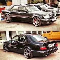 Mercedes-Benz #W124 #w124e500