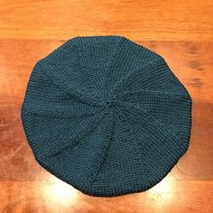 Ravelry: Slice of Pie Beret pattern by Margit A
