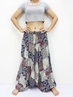 SRH@17 Harem Pants Women Yoga Pants Drop Crotch #clothing #women #pants @EtsyMktgTool http://etsy.me/2yiVgiK