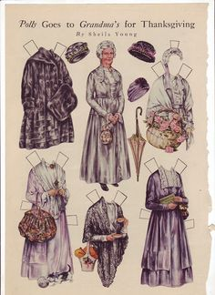 Kathleen Taylor's Dakota Dreams: Thursday Tab- Ladies Home Journal, Betty Bonnet pages from 1917-1918