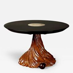Annibale Oste Center Table by Annibale Oste 1942 2010 Italy 1984