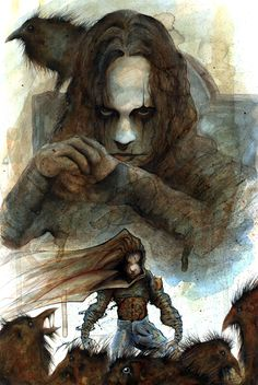 time to wait too long-the crow by `dholms on deviantART