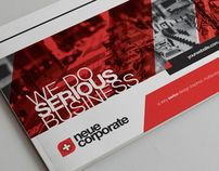 """Check out this @Behance project: """"RW Swiss Style Brochure"""" https://www.behance.net/gallery/4435725/RW-Swiss-Style-Brochure"""