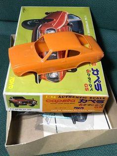 Mazda Capella Rx2 1/24 scale by Gerry R