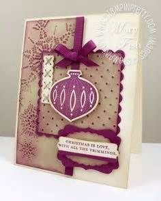 stampin up contempo christmas images - Bing Images