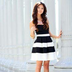 Strapless Dress Medium