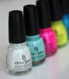 ChinaGlaze my favourite!