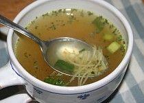 Kuřecí polévka Cheeseburger Chowder, Thai Red Curry, Soup, Ethnic Recipes, Soups