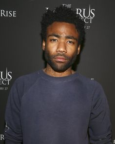 Donald Glover at event for The Lazarus Effect