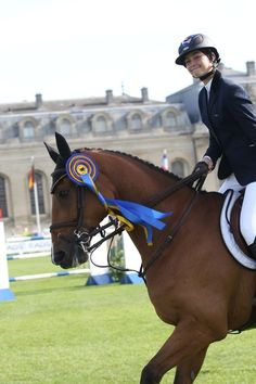 Gallery of Reed Kessler - LONGINES GLOBAL CHAMPIONS TOUR