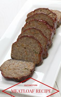 Michael Symon made his Southwestern Meatloaf recipe, a fresh take on the classic meatloaf recipe. http://www.foodus.com/chew-michael-symons-southwestern-meatloaf-recipe/