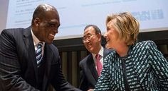 Top UN Official found dead. There are major questions being raised about the suspicious death of former United Nations (U.N.) official John Ashe. Was foul play involved? Read more: http://www.thepoliticalinsider.com/top-official-set-testify-hillary-found-dead-breaking-news/#ixzz4DBDQC46V