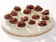 Get Chocolate Caramel Crispy Cakes Recipe from Cooking Channel