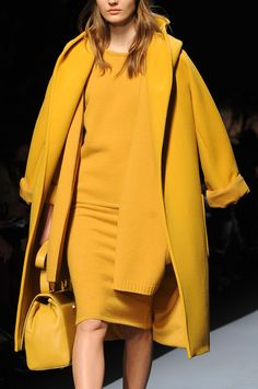 MaxMara at Milan Fashion Week Fall 2013 - StyleBistro
