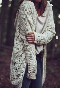 Cozy sweater...NEED!