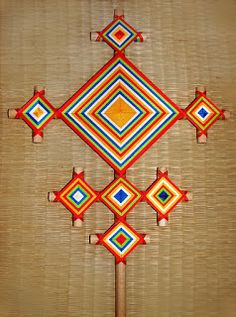 Mandalas Olho de Deus: Namkha