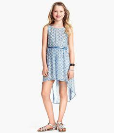 Leuk zomer jurkje voor een feestje