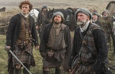 """'Outlander': Graham McTavish on Dougal's """"Superobjective,"""" Claire and Rewriting History"""