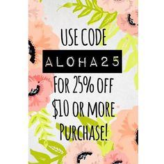 Let's celebrate ALOHA FRIDAY today! Check out the shop (LINK IS IN BIO) Use code ALOHA25 for 25% off your $10 purchase or more! Code is good until the end of TODAY 12 am Hawaii time! ENJOY THE REST OF YOUR WEEKEND!   #plannercommunity #couponcode #planner #plan #planning #happyplanner #kikkik #eclp #erincondren #filofax #planneraddict #plannerlove #plannermom #plannergirl #planneraddict #stickersheet #stickeraddict #plannerstickers #plannerclips #washi #washitape #washiaddict by ponikai