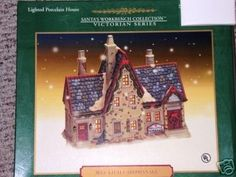 Santa's Workbench Collection Victorian Series (12/02/2006)