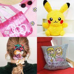 Cute Diys, Craft Kits, Pikachu, Upcycle, Sewing Projects, Super Cute, Crochet Hats, Diy Crafts, Kawaii