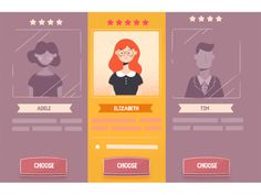 Characters designed by zara magumyan. Connect with them on Dribbble; Mobile Ui Design, Ui Ux Design, Game Design, Logo Design, Flat Design, Animal Crossing Characters, Animal Crossing Game, Game Character, Character Design