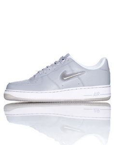 NikeAir force one low grey