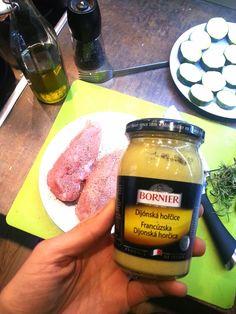Smooth and cooking : DIJONSKÝ DIP, DIJONSKÁ OMÁČKA Nachos, Dips, Smooth, Cooking, Food, Kitchen, Cuisine, Sauces, Koken