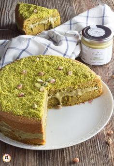 Indian Food Recipes, Diet Recipes, Cake Recipes, Vegetarian Recipes, East Indian Food, Pistachio Cake, Torte Cake, Different Cakes, Cake Business