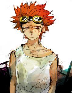 #EustassKid #Eustass #Captain #Kid #denkidenkinomi #Supernova #onepiece #pirate #pirata #anime #manga #fanart