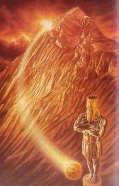 Na época desses reis, o Deus dos céus estabelecerá um reino que jamais será destruído e que nunca será dominado por nenhum outro povo. Destruirá todos os reinos daqueles reis e os exterminará, mas esse reino durará para sempre. (Daniel 2:44)