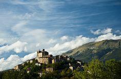 http://www.hotelsinmarche.com/sarnano  #Sarnano, tra i Borghi più belli d'Italia nota località sciistica e Termale... di Luca Feliziani da flickr