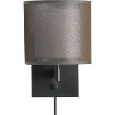 Eclipse Sheer Antique Bronze SconceF10.  Use pair over server as option to buffet lamps.  Matching pendant lamp.