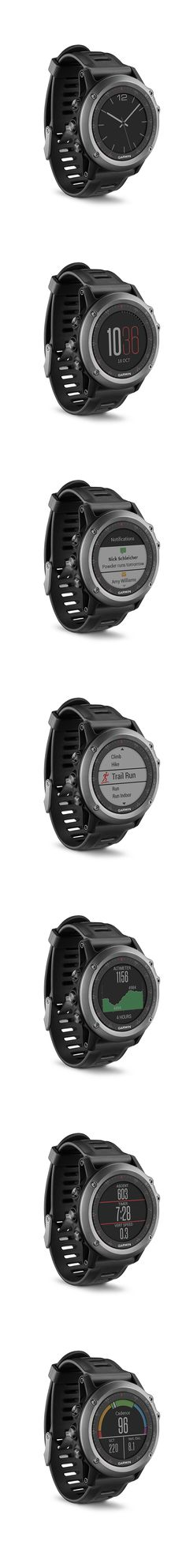 World's first adventure sport training Garmin GPS/GLONASS watch. #Fenix3 fenix3.garmin.com/en-US
