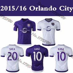 b1c6c4d14eb Find More Sports Jerseys Information about Top Thai 2015 16 Orlando City SC  Soccer Jersey