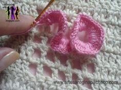 squiggly crochet
