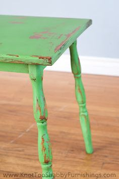 annie sloan antibes green painted furniture | Antibes Green