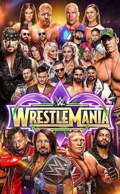 WWE Confirms WrestleMania 34 Will Be Held in New Orleans Wwe Confirms Wrestlemania 34 Will Be Held In New Orleans. Wwe Confirms Wrestlemania 34 Will Be Held In New Orleans. Wwf Superstars, Wrestling Superstars, Wrestling Posters, Wrestling Wwe, Aj Styles, Chambre Wwe, John Cena Wwe Champion, Wwe Wrestlemania 32, Wwe Events