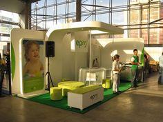diseño de stand COMIDA - Buscar con Google