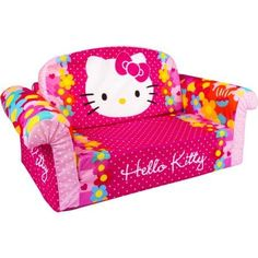 Minnie Mouse Flip Open Sofa For Kids Bow Tique | Disney Furniture For  Children | Pinterest | Disney Furniture