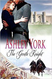Romance Lives Forever: The Gentle Knight @ashleyyork1066 #RLFblog #mediev...